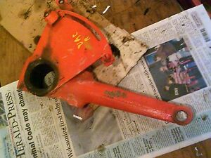 Case Vac Tractor 3pt Eagle Hitch Right Rockshaft Top Main Lift Ear Fork