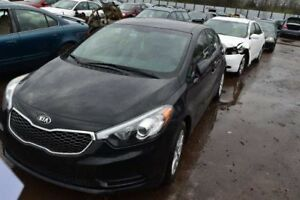 Windshield Wiper Motor With Transmission Fits 14 16 Kia Forte 843021
