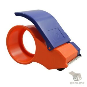 Portable Tape Dispenser Packing Packaging Sealing Cutter Heavy Duty 3 Inch