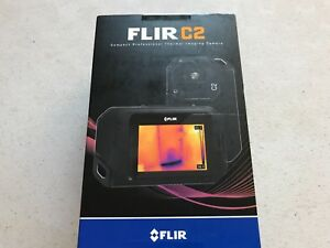Flir C2 Pocket sized Thermal Imaging Infrared Camera With Msx