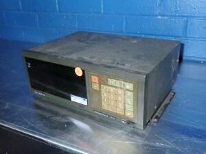 Sony Magnescale Lh10 Digital Readout 10180190126
