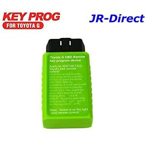 Jr Tool For Toyota G And H Chip Key Programmer Vehicle Obd Remote Key Programmer