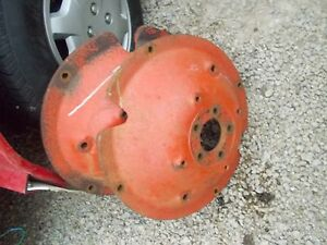 Allis Chalmers C Tractor Original Ac Rear Cast Wheel Hub Centers Center Hubs