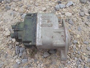 John Deere Ford Allis Chalmers Tractor Fairbanks Morse Short Prong J Magneto