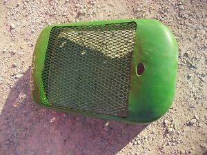 Allis Chalmers B Tractor Ac Front Nose Cone Grill kk