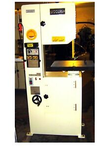 Accura 01149 14 Inch Vertical Metal Band Saw Welder grinder Included
