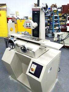 Harig 618 Super Precision Manual Surface Grinder 6 X 18 Pristine