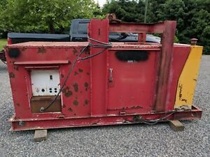 Generator Perkins Ld33605 Engine Cat Diesel 1 3 Phase 120 460 Volt Portable