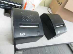 Lot Of 2 Point Of Sale Thermal Printers A799 c40w hn00 Used