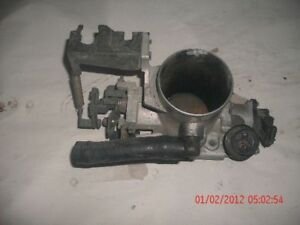 Throttle Body Without Traction Control Fits 90 94 Lexus Ls400 80612