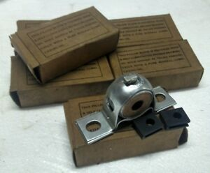 6 Dayton 2x567 Pillow Block Bronze Bearings 1 2 Bore Brand New Low