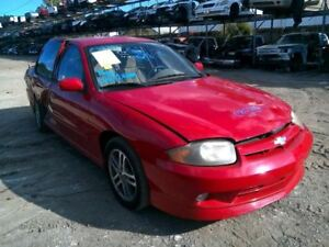Seat Belt Front Bucket Sedan Passenger Retractor Fits 03 05 Cavalier 129812