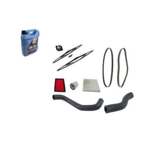 Filters Blades Engine Oil Hoses Belt Tune Up Kit Top Quality Fits Infiniti G35