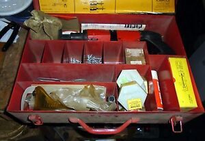 Hilti Dx400b Piston Drive Tool Kit