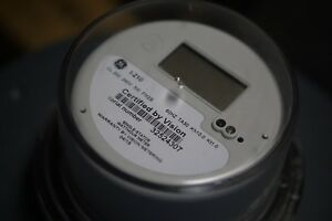 Ge I 210 Watthour Electric Smart Meter Cl200 240v 3w Fm2s New box Of 4