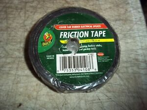 Sealed Henkel Duck Friction Tape 3 4 x60 Cover For Rubber Electrical Splices
