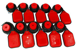 10 Pcs Temco Liquid Or Water Level Float Switch Sensor Sump Tank Controller Lot