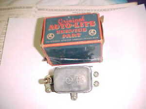 Willys 1941 1942 Nos Auto lite Hr 4201 A Transmission Solenoid Relay
