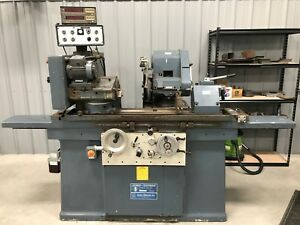 Jones Shipman 1300 Id Od Grinder Swg Around Hyd Table Auto 10 X 27 Must Sell