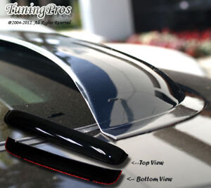 Ford Expedition 1997 2017 5pcs Wind Deflector In Channel Visors