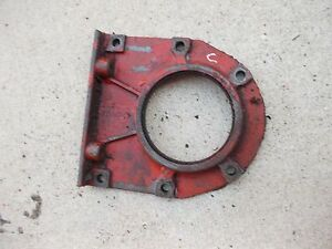 Allis Chalmers Ac C B Tractor Original Ac Engine Motor Main Crank Shaft Seal
