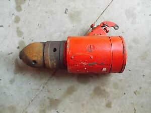 Allis Chalmers B Ac Tractor Working Engine Motor 6v Starter Assembly