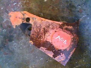 Allis Chalmers B Tractor Ac Steering Shaft Shroud Cover With Tool Box Lid