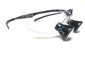 Cortel Designs New Dental Surgical Loupes 2 5 Medical Loupe Custom Built Ttl