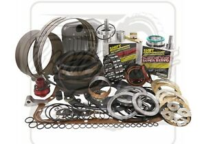 Dodge 48re A618 Transmission Raybestos Performance Gpz Deluxe Rebuild Kit 03 07