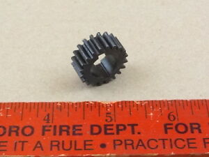 Nos Unused Atlas Craftsman 6 618 101 Lathe 20 Tooth Threading Stud Change Gear