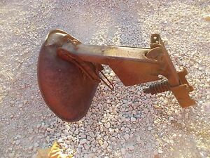 1939 Farmall Ih M Tractor Correct Seat Assembly Frame Special Nut Rare