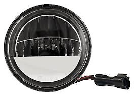 Truck Lite 80275 Round Led 4 1 2 Aux Drive Light Harley Jeep Jk Fog Light