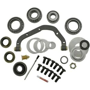 Yk D44 rear Yukon Gear Axle New Differential Installation Kit Rear For Chevy