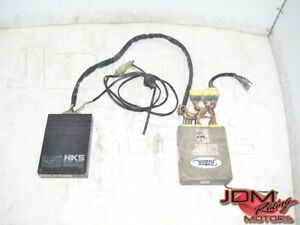 Re Amemiya Rx7 Fd3s Ecu W Hks Pfc F Con Fuel Management Piggyback