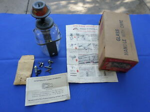 Nos Trico Vacuum Windshield Wiper Automatic Washer Kit Aw 12 2 Universal 1940 50