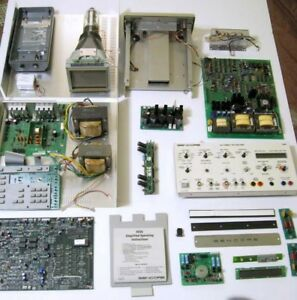 Genuine Sencore Pc Boards Parts Large Lot Lc102 Mu150 Vc93 Others Used