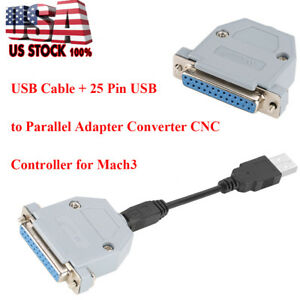 12cm Cnc Usb Controller Uc100 For Mach3 Cnc Controller Usb To Parallel Adapter