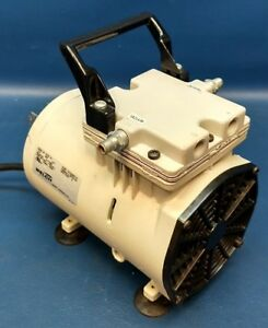 Welch Wob l Pump 2522b 01 Laboratory Vacuum Pump Tested Working