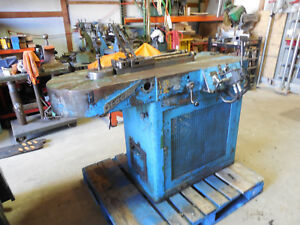 Di acro power Bender Diacro 6 Bender No 6 Tooling New Power Unit Working