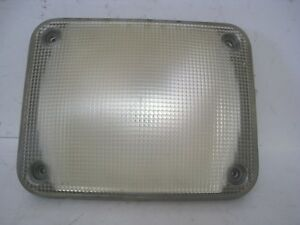 Whelen 900 Series Reflector Light Lamp White Clear Lens 2 Wire 3 Pos Ambulance