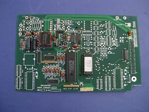 Thermco 139300 001 Option Board Pcb Assembly Used