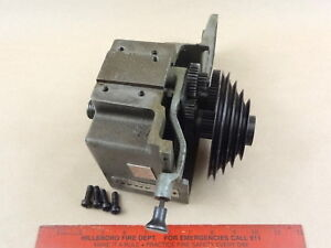 Excellent Atlas Clausing Mk2 6 Lathe Headstock Reverse Tumbler Assembly