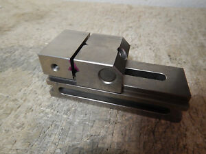 Small J a m Jam Precision Grinding Vise Machinist Tooling Jig Fixture