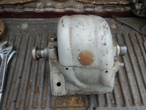 Vintage Atlas 10 Metal Lathe Headstock For Parts