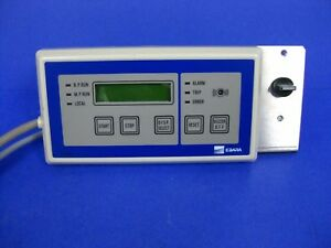 Ebara Vacuum Pump Display Controller Pendant Used