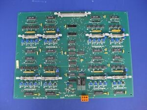 Thermco Systems 145300 001 Tel Load Station I f Pcb