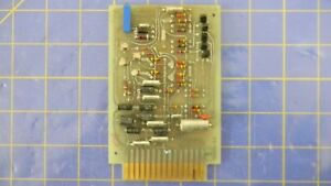 Thermco 06 262 9c Pcb Assembly Working When Removed