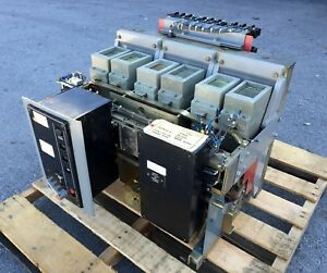Fpe Federal Pacific Fp75 3000 3000 Amp Air Power Circuit Breaker Fp 75 Do 3000a