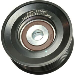 Accessory Belt Idler Pulley For 2000 2009 Toyota Tundra 2001 2006 Lexus Ls430