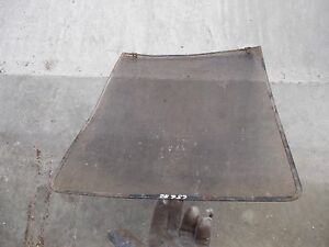 International 656 Rc Tractor Original Ih Ihc Main Front Grill Screen